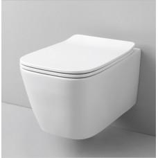 Конзолна тоалетна A16 без ръб