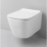 Конзолна тоалетна A16 45 см. без вътрешен ръб