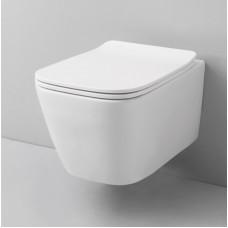 Конзолна тоалетна A16 45 см. без ръб