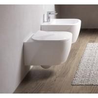 Конзолна тоалетна Faster без вътрешен ръб