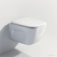 Конзолна тоалетна New Light New Flush - мостра
