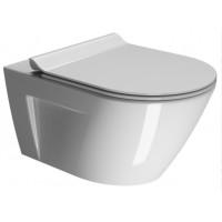 Конзолна тоалетна Norm без вътрешен ръб