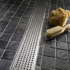 Линеен подов сифон Square 885 мм.
