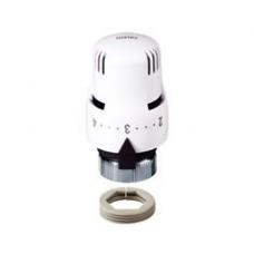 Термостатична глава - бяла