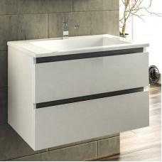Шкаф за баня Arres 75 с 2 чекмеджета