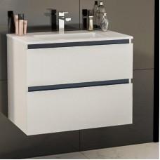 Шкаф за баня Tenso 70 с 2 чекмеджета