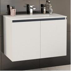 Шкаф за баня Tenso 80 с 2 врати