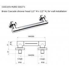Cascata Wall каскада