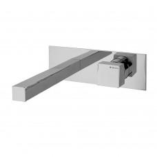 Escudo смесител за вграждане за мивка 230 мм